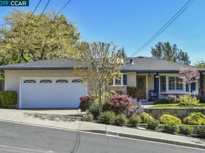 1014 Alfred Ave Walnut Creek CA Home. Photo 1 of 28