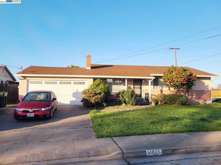 14825 Crosby St San Leandro CA Home. Photo 1 of 2