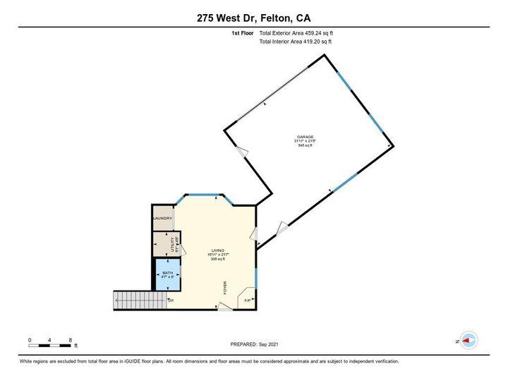 275 West Dr Felton CA Home. Photo 38 of 38