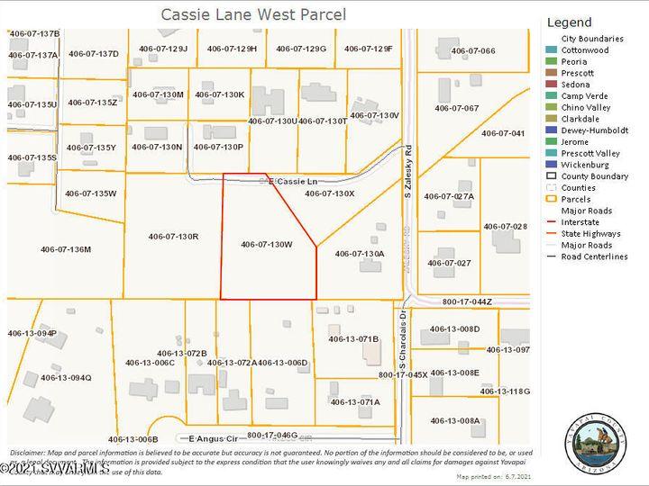 3895 E Cassie Ln Cottonwood AZ. Photo 9 of 10