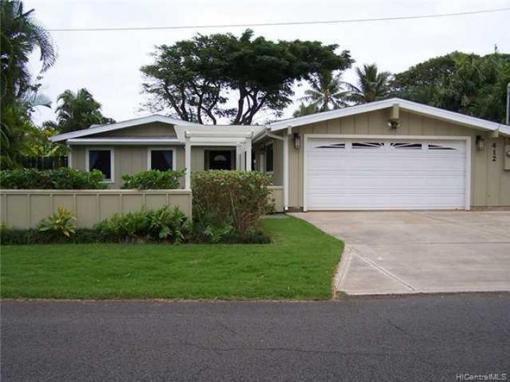 412 Iliaina St Kailua HI Home. Photo 1 of 10