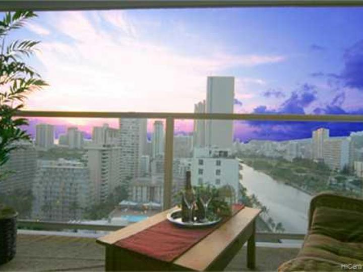 Rental 445 Seaside Ave unit #2206, Honolulu, HI, 96815. Photo 2 of 10