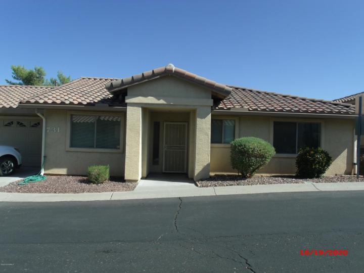731 Skyview Ln Cottonwood AZ Home. Photo 2 of 22