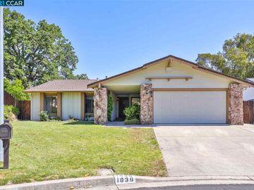 1030 Pine Meadow Ct, Martinez, CA