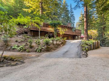 12101 Love Creek Rd, Ben Lomond, CA