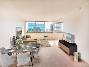 1255 Nuuanu Ave unit #E3003, Downtown, HI