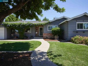 1746 Woodcrest Dr, Concord, CA