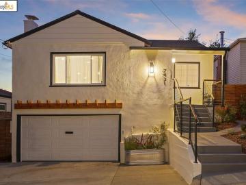 2431 Frances St, Maxwell  Park, CA