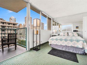 444 Kanekapolei St unit #810, Waikiki, HI