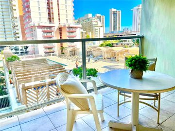 445 Seaside Ave unit #711, Waikiki, HI