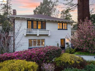 5141 Golden Gate Ave, Upper Rockridge, CA