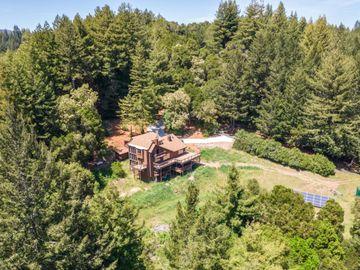 55 Hidden Meadow Ln, Scotts Valley, CA