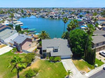 5563 Drakes Dr, Delta Waterfront Access, CA