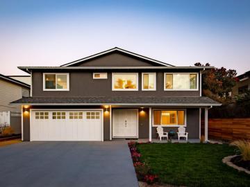 58 Santa Rosa Ave, Half Moon Bay, CA