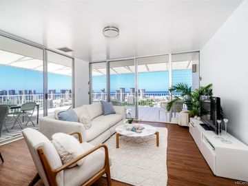 666 Prospect St unit #PHB, Punchbowl Area, HI